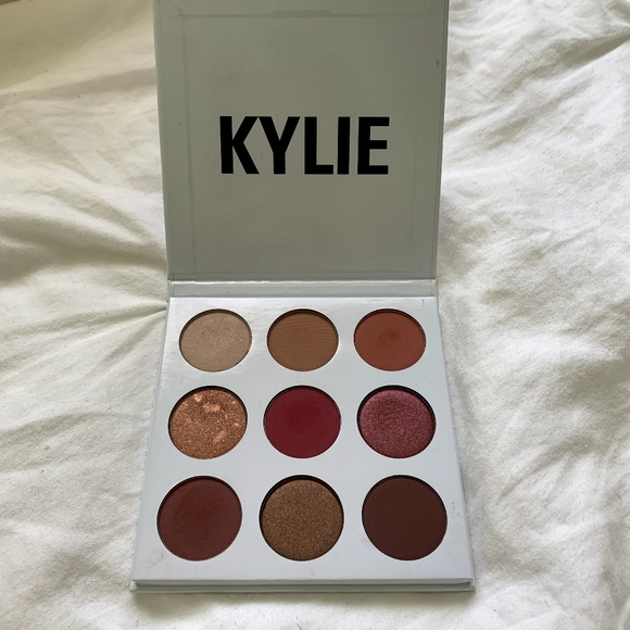 Kylie Cosmetics Other - Kylie Cosmetics Burgundy Paletts